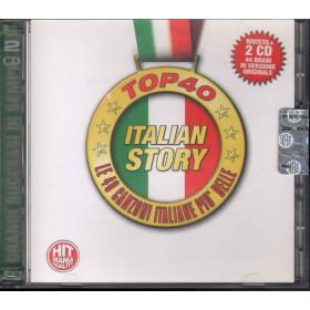 AA.VV. CD Top 40 Italian Story Nuovo 8027851125012