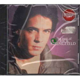 Rick Springfield CD The Best Of Rick Springfield / RCA Sigillato 0078636779720