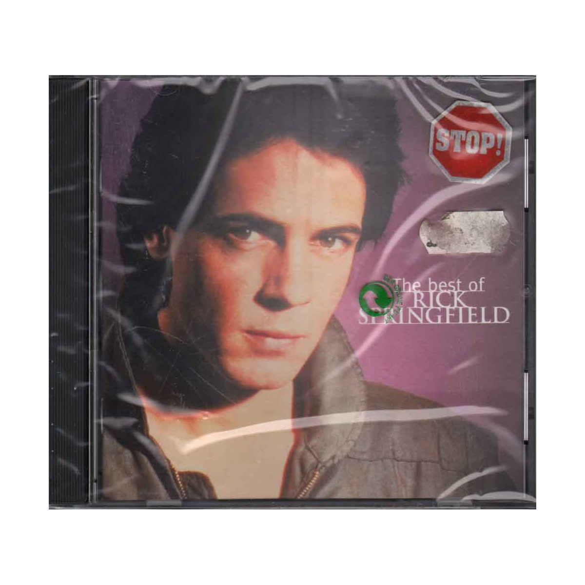 Rick Springfield  CD The Best Of Rick Springfield Sigillato 0078636779720