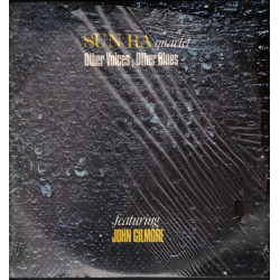 Sun Ra Quartet 2 Lp Vinile Other Voices, Other Blues Sigillato HORO