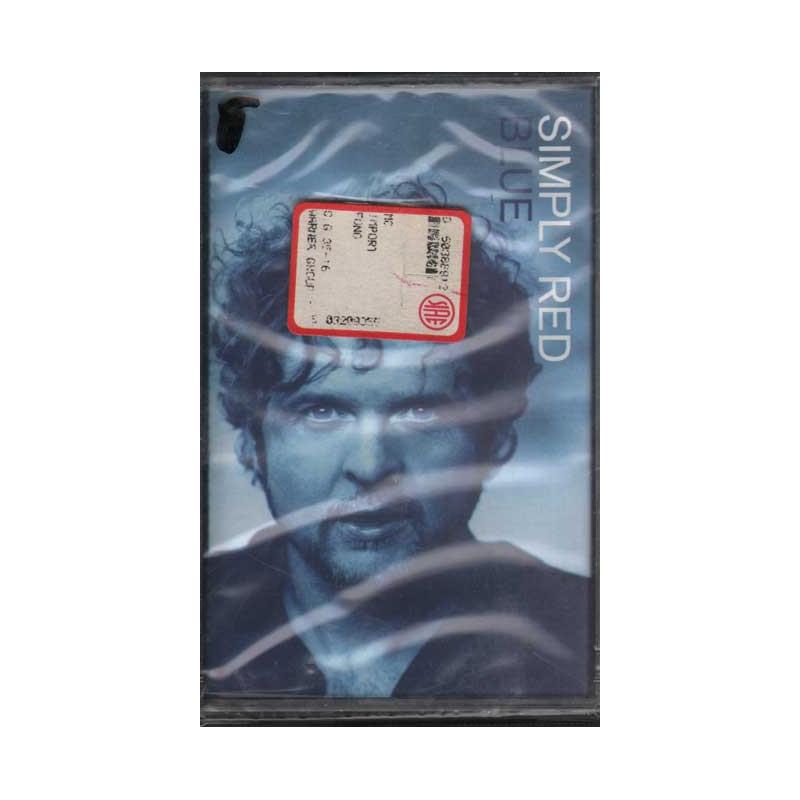 Simply Red MC7 Blue / EastWest 3984230974 Sigillata