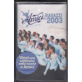 AA.VV MC7 Amici I Ragazzi Del 2003 Nuova Sigillata 3259130043143
