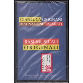 Gianluca Grignani MC7 Destinazione Paradiso Basi Musicali Nuova 0731452863041