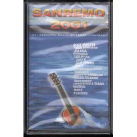 AAVV MC7 Sanremo 2001 51 Festival / Universal 556 196-4 Sigillata 0731455619645