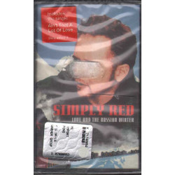 Simply Red MC7 Love And The Russian Winter Nuova Sigillata 0639842994248