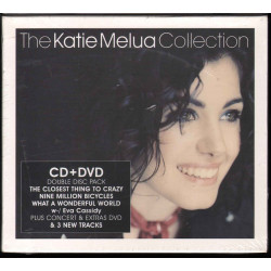 Katie Melua ‎CD DVD The Katie Melua Collection / Dramatico ‎Sigillato 0802987011723
