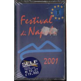 AA.VV MC7 Festival Di Napoli 2001 Nuova Sigillata 8021939301046
