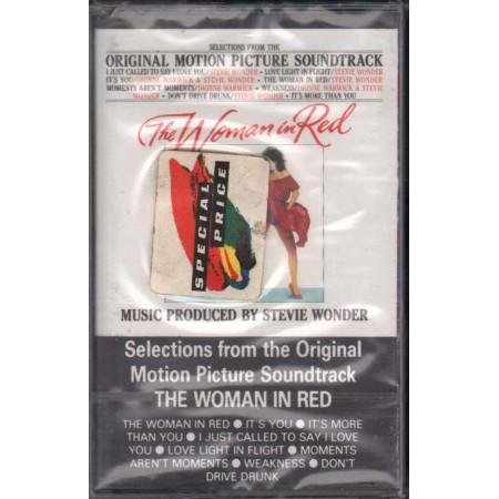 Stevie Wonder MC7 The Woman In Red OST Nuova Sigillata 0731453003040