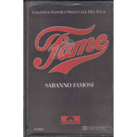 AA.VV MC7 Fame - OST From The Motion Picture Nuova Sigillata 0042232162651