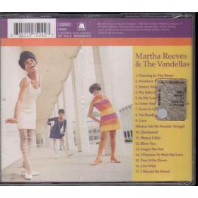 Martha Reeves & The Vandellas  CD Classic Universal Masters Coll 0601215752427