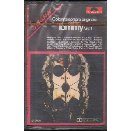 AA.VV MC7 Tommy OST Vol. 1 Nuova Sigillata Polydor - 3186 064