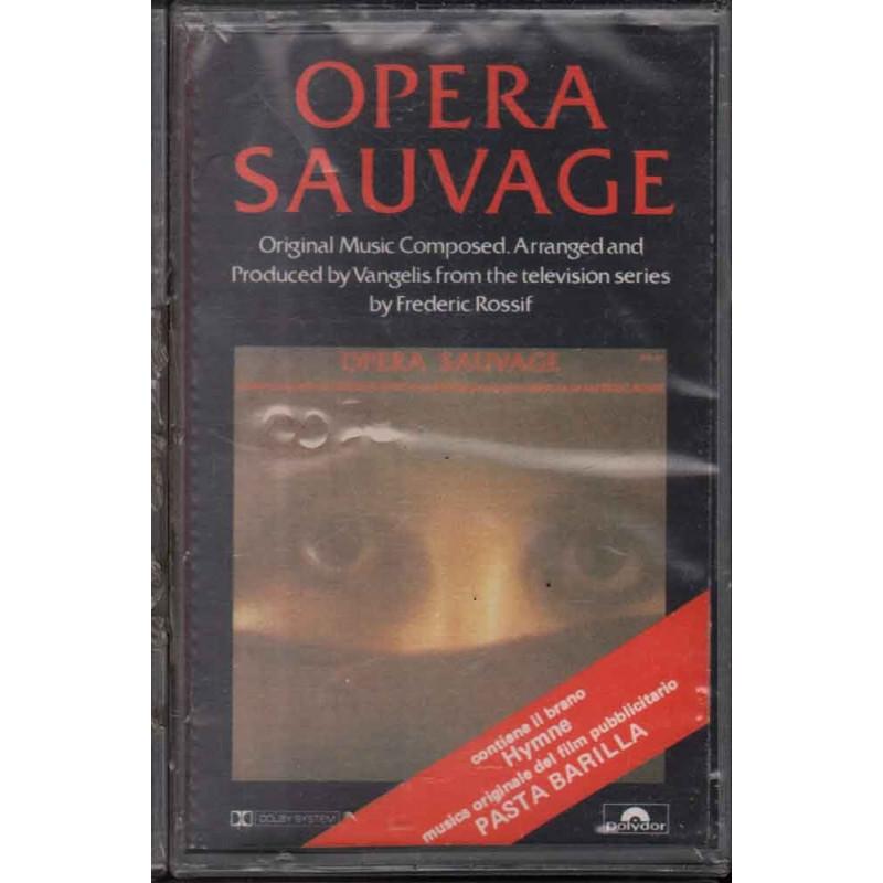Vangelis MC7 Opera Sauvage Nuova Sigillata Polydor - 3184 161