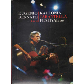 Eugenio Bennato DVD Live In Kaulonia Tarantella Festival 2009 Sigillato 8031274002089