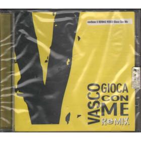 Vasco Rossi CD EP Gioca Con Me (Remix) Sigillato 5099923531826