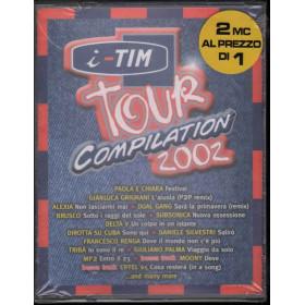 AA.VV 2x MC7 I Tim Tour Compilation 2002 Nuova Sigillata 8029901010033