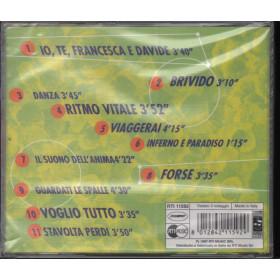 Ambra  CD Ritmo Vitale Nuovo Sigillato 8012842115929