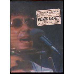Edoardo Bennato DVD I Concerti Live @ Rtsi 11 Aprile 1979 / Edel Sigillato