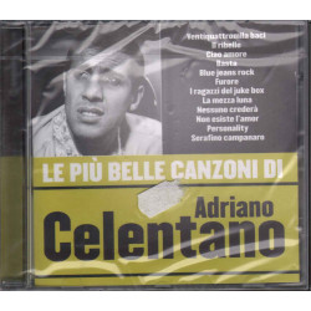 Adriano Celentano CD Le Piu' Belle Canzoni Di Sigillato 5051011000652