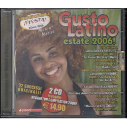 AA.VV. CD Gusto Latino Estate 2006 Sigillato 8005020223028