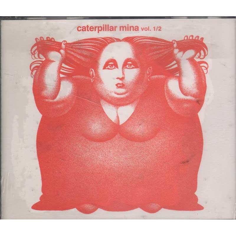 Mina CD DOPPIO Caterpillar Vol.1/2  Nuovo Sigillato 7619923300185