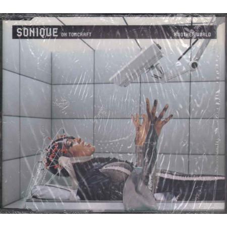Sonique On Tomcraft CD'S Singolo Another World / Universo Sigillato