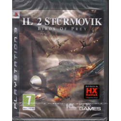 Il 2 Sturmovik Birds Of Prey 505 Games Playstation 3 PS3 Sigillato 8023171019901