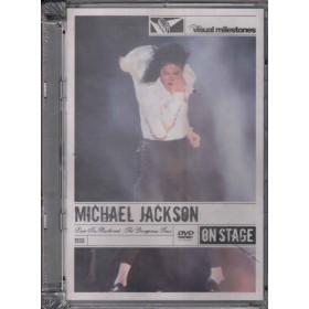 Michael Jackson DVD Live In Bucharest: The Dangerous Tour Sig 0886971074994