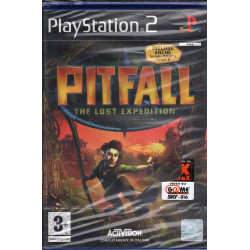 Pitfall: The Lost Expedition / Halifax Playstation 2 PS2 Sigillato 5030917021282