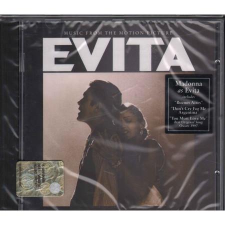 Madonna CD Evita Colonna sonora Nuovo Sigillato 0093624643227