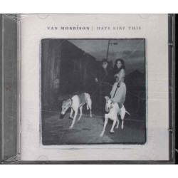 Van Morrison CD Days Like This / Polydor ‎527 307-2 Sigillato 0731452730725