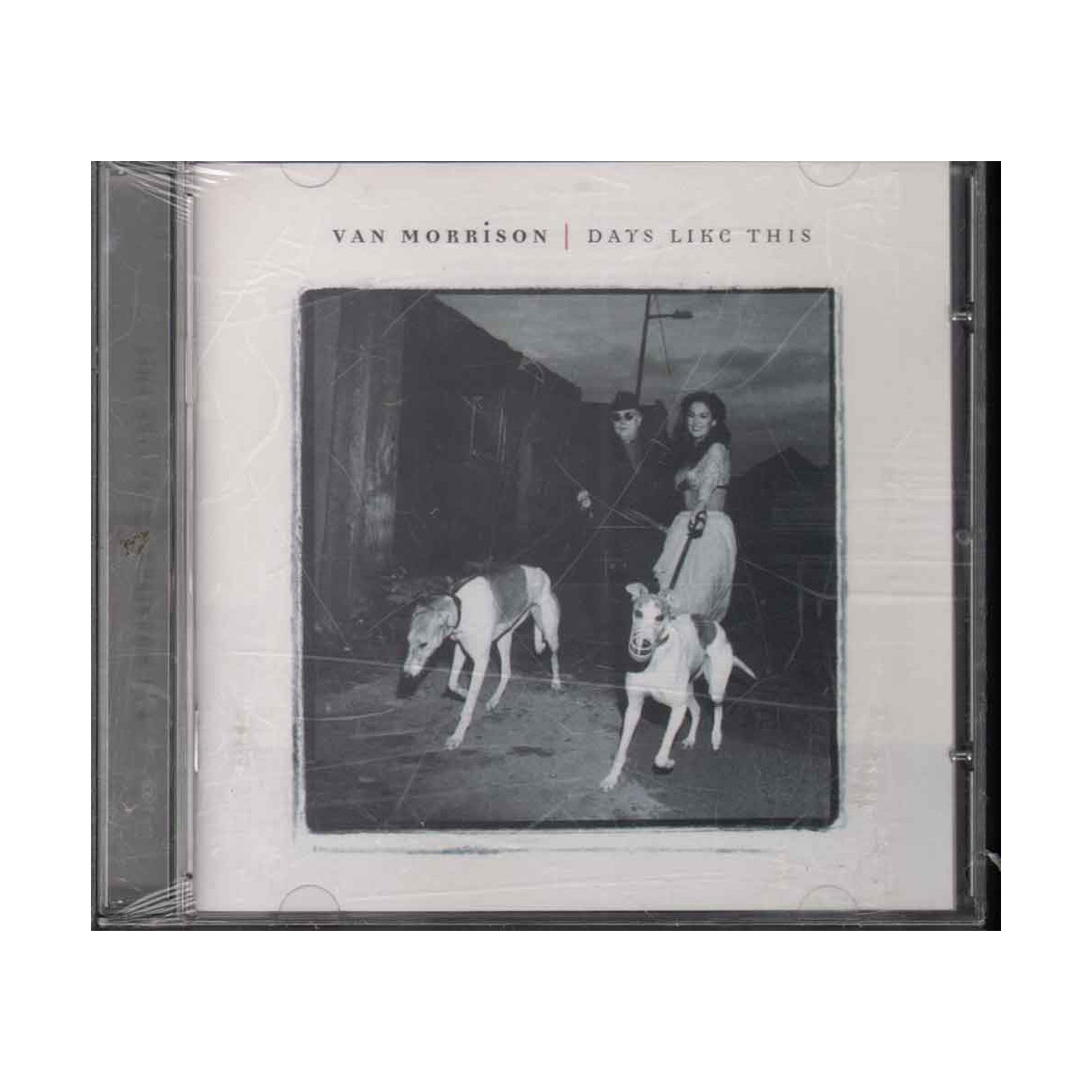 Van Morrison - Days Like This / Polydor ‎527 307-2 / 0731452730725