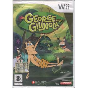 George Della Giungla Videogioco WII Ingnition Nintendo Sigillato