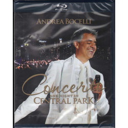 Andrea Bocelli ‎- Concerto: One Night In Central Park 8033120983153