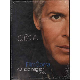 Claudio Baglioni 2 DVD Q.P.G.A. Film Opera Sigillato 0886976875893