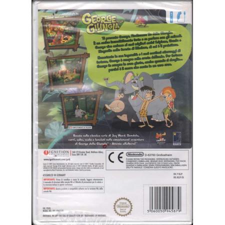 George Della Giungla Videogioco WII Nuovo Sigillato 5060050945879