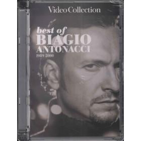 Biagio Antonacci DVD Best Of 1989 2000 Nuovo Sigillato 0602527675480