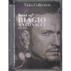 Biagio Antonacci ‎DVD Best Of 1989 2000 / Universal ‎0602527675480