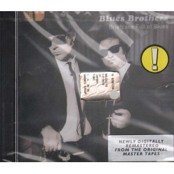 Blues Brothers CD Briefcase Full Of Blues - 1995 Nuovo Sigillato 0075678278822