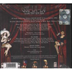 Crash Test Dummies  CD Ooh-La-La - Limited Edition Nuovo Sigillato 4029759052029