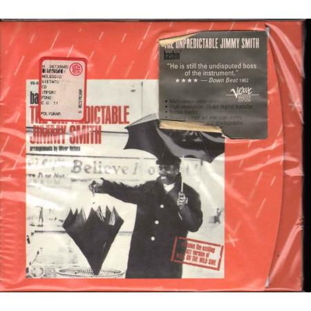 Jimmy Smith CD Bashin' - Digipack Nuovo Sigillato 0731453906129