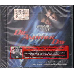David Arnold ‎‎CD Die Another Day OST Soundtrack Sigillato 0093624834823