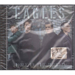 Eagles DVD SINGOLO Hole In The World Sigillato 0603497454822