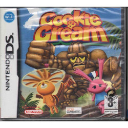 Cookie and Cream Videogioco Nintendo DS NDS Sigillato 8023171013367