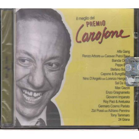 AA.VV. CD Premio Carosone Compilation Nuovo Sigillato 4029758794326