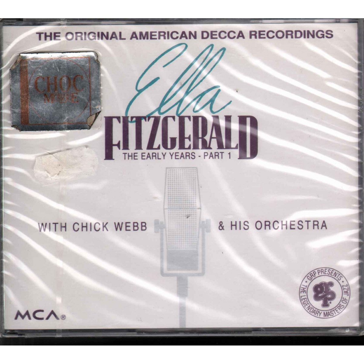 Ella Fitzgerald / Chick Webb CD The Early Years - Part 1 Sigillato 0011105261821