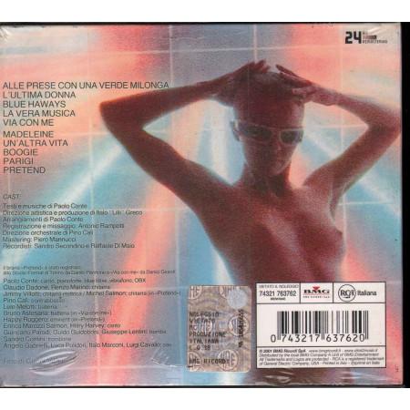 Paolo Conte CD Paris Milonga - Dischi D'Oro Sigillatto 0743217637620