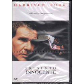 Presunto Innocente DVD Harrison Ford / Raul Julia Sigillato 7321955120340