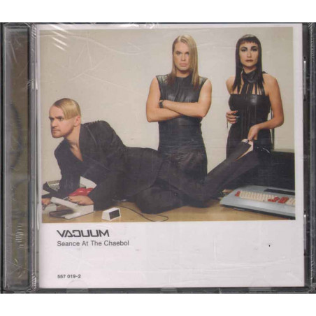 Vacuum CD Seance At The Chaebol / Stockholm Records 557 019-2