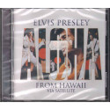 Elvis Presley CD Aloha From Hawaii Via Satellite Nuovo Sigillato 0078636760926