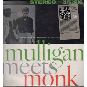 Thelonious Monk And Gerry Mulligan Lp Vinile Mulligan Meets Monk 1987 Sigillato
